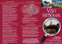 Midsomer Murders Trail - in and around Marlow
